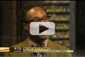 VIDEO: KINKY BOOTS' Billy Porter Talks Remarkable Comeback on CBS