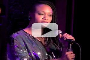 STAGE TUBE: Tamika Sonja Lawrence Performs Will van Dyke's 'A Seat At The Table' at 54 Below