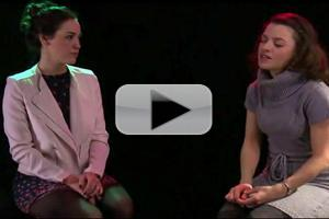STAGE TUBE: WICKED National Tour's Alison Luff and Jenn Gambatese Perform 'For Good'