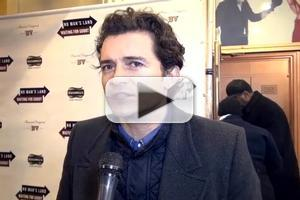 BWW TV: Chatting on the WAITING FOR GODOT Red Carpet with Orlando Bloom, Luke Evans and More!