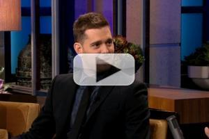 VIDEO: Michael Buble Talks Mayor Rob Ford & More on LENO