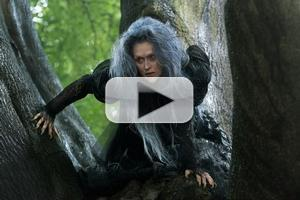 VIDEO: Meryl Streep Reveals All-New Sondheim Song for 'The Witch' in INTO THE WOODS!