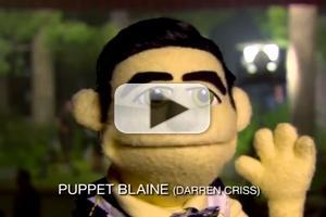 VIDEO: Sneak Peek - Darren Criss & More Get 'Puppetized' on GLEE