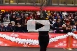STAGE TUBE: Watch the Cast of PIPPIN on the Thanksgiving Day Parade!