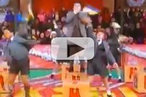 STAGE TUBE: Watch the Cast of MATILDA on the Thanksgiving Day Parade!