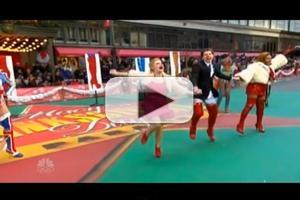 STAGE TUBE: Watch Billy Porter and the Cast of KINKY Boots Perform on the Parade