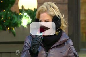 STAGE TUBE: Watch Megan Hilty Sing on the Thanksgiving Day Parade!