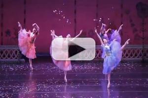 STAGE TUBE: Sneak Peek at The Joffrey Ballet's THE NUTCRACKER