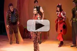 STAGE TUBE: Sneak Peek at Mike Spee, Kendra Kassebaum & More in JAMES AND THE GIANT PEACH World Premiere!