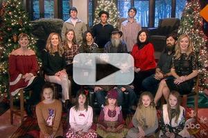 VIDEO: Duck Dynasty Family Performs on ABC's THE VIEW
