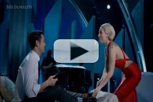 VIDEO: Lady Gaga and Joseph Gordon Levitt Duet on 'Baby, It's Cold Outside'