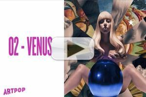 AUDIO: Lady Gaga's Track-By-Track ARTPOP Commentary