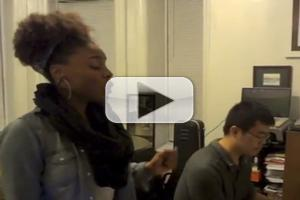 STAGE TUBE: Martina Sykes Rehearses for 'DATING NEW YORK' Concert