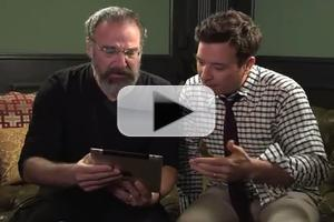 VIDEO: Mandy Patinkin Gives JIMMY FALLON 'Candy Crush' Tips