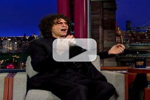 VIDEO: Howard Stern Tries to Fire Up Leno War on LETTERMAN