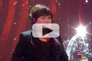 VIDEO: Susan Boyle Sings 'Merry Little Christmas' on TODAY