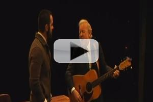 STAGE TUBE: Valjeans Unite! Ramin Karimloo and Colm Wilkinson Sing 'Bring Him Home'