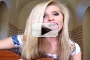 VIDEO: Tiffany Houghton Covers ONE DIRECTION's Midnight Memories