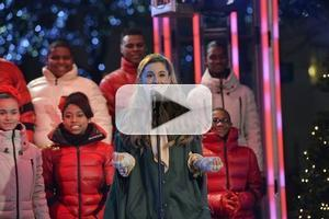 VIDEO: Ariana Grande Performs 'Love is Everything' on NBC