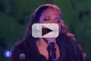 STAGE TUBE: Audra McDonald Sings 'Climb Ev'ry Mountain at CHRISTMAS AT ROCKEFELLAR CENTER