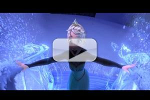 VIDEO: Idina Menzel Belts 'Let It Go' in Disney's FROZEN!