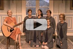 VIDEO: SNL Offers 'Condensed Version' of THE SOUND OF MUSIC LIVE!