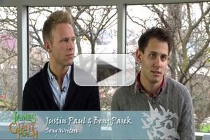 BWW TV Exclusive: Behind the Scenes with Seattle Children's Theatre's JAMES AND THE GIANT PEACH World Premiere!