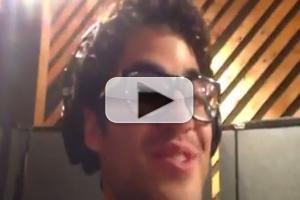 STAGE TUBE: Behind the Scenes with Darren Criss and More Recording 'Opening Doors' for HBO's SIX BY SONDHEIM