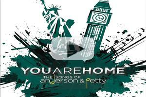 STAGE TUBE: Promo for Anderson & Petty's New Album YOU ARE HOME