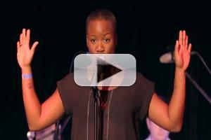 STAGE TUBE: Anastacia McCleskey Sings Lyons & Pakchar's 'Not Meant To Be in Love' For #LOVE Concert