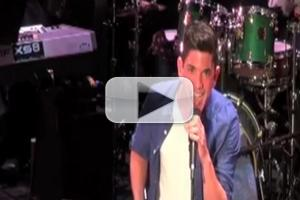 BWW TV Exclusive: CUTTING-EDGE COMPOSERS CORNER- Al Calderon Sings Michael Patrick Walker's 'Someday'