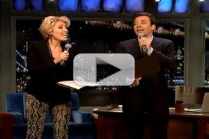 VIDEO: Watch Emma Thompson & Jimmy Fallon Sing MARY POPPINS Classic
