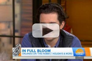 VIDEO: Orlando Bloom Talks Recent Broadway Debut on TODAY