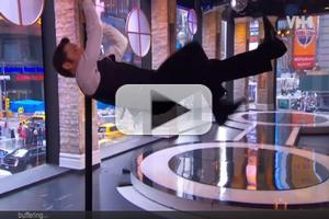 STAGE TUBE: LA SOIREE's Hamish McCann Featured on VH1's 'BIG MORNING BUZZ'