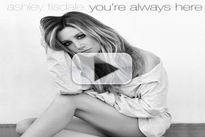 FIRST LISTEN: Ashley Tisdale Releases New Song 'You're Always Here'