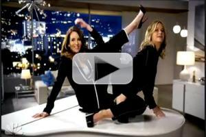 VIDEO: Hosts Tina Fey and Amy Poehler in Two New Promos for the Golden Globes!