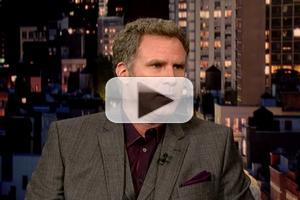 VIDEO: Will Ferrell Talks Mayor Rob Ford Encounter on LETTERMAN