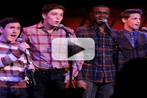 BWW TV: Watch Highlights from GCP's CHRISTMAS CAMARADERIE CONCERT at Rockwood Music Hall!