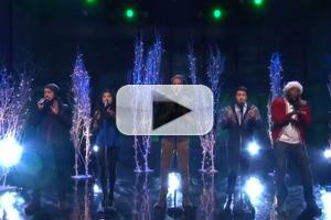 VIDEO: Pentatonix Perform 'Carol of the Bells' on CONAN