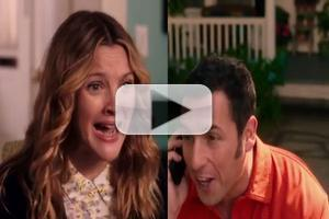 Video First Look Trailer For Blended Starring Adam