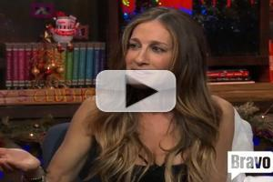 VIDEO: Sarah Jessica Parker Talks MTC's 'COMMONS OF PENSACOLA' on Bravo