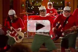 VIDEO: First Look - THE AQUABATS Celebrate Christmas with New Music Video