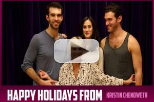 BWW Las Vegas TV: Kristin Chenoweth Invites You to New Year's Eve Show