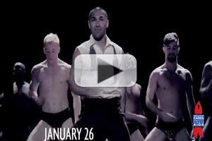 STAGE TUBE: Steamy Promo for Broadway Bares' WINTER BURLESQUE 2014