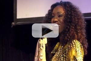VIDEO: MOTOWN's Saycon Sengbloh Performs New Single 'Be Here' at Drom
