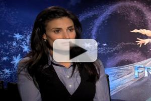 VIDEO: Idina Menzel Confirms She'd Like to Be Part of WICKED Film
