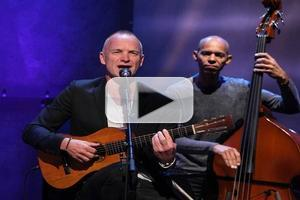 VIDEO: Sting Performs 'And Yet' from THE LAST SHIP on Ellen