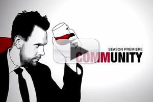VIDEO: NBC's COMMUNITY Shares 'Mad Men' Inspired Promo