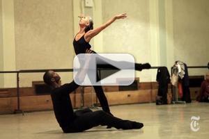 STAGE TUBE: 55 Year Old Dancer, Elizabeth Roxas-Dobrish