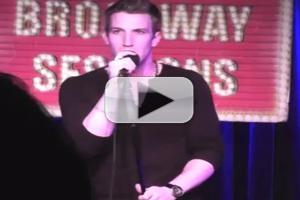 STAGE TUBE: John Arthur Greene Performs 'Gethsemane' from JESUS CHRIST SUPERSTAR at Broadway Sessions